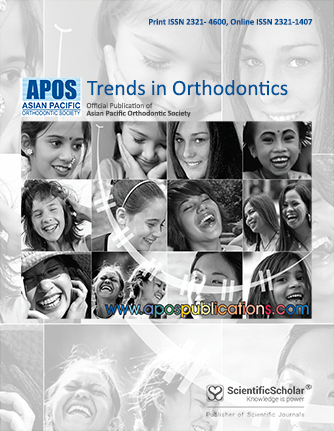 APOS Trends in Orthodontics